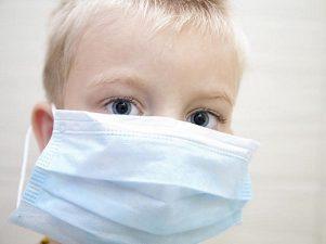 Опасность масок для детей