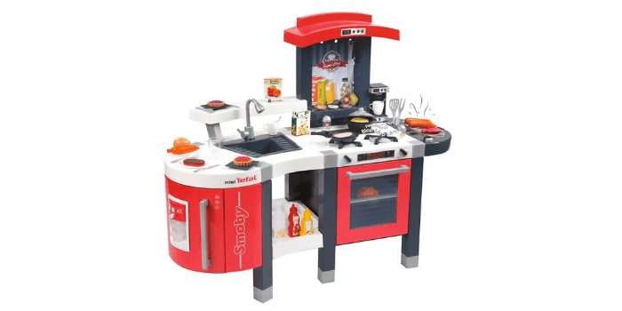 Детский кухонный гарнитур Smoby Tefal Super Chef