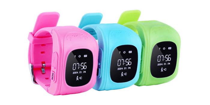 Умные детские наручные часы Smart Baby Watch Q50