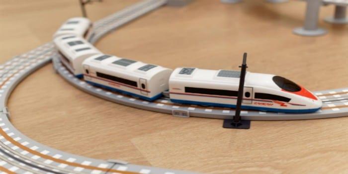 Игрушечная железная дорога Racing PRO Bullet Train