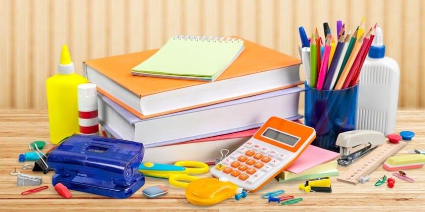 Канцелярские товары для учеников