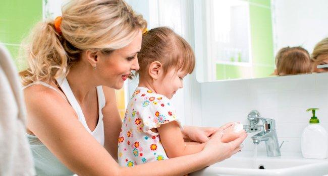 10 здоровых привычек, которым нужно научить детей