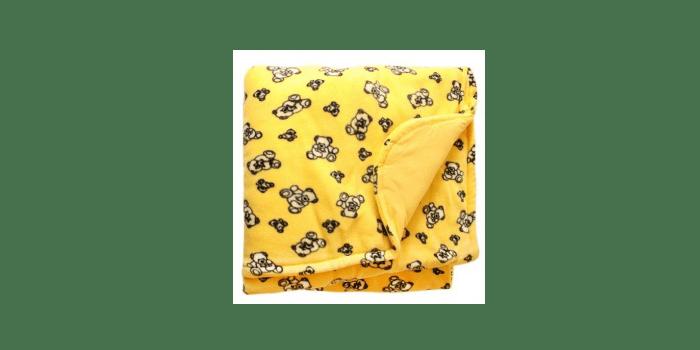 Детское флисовое одеяло Грач