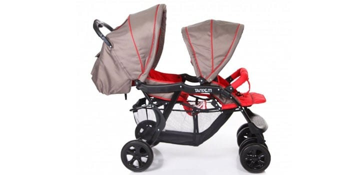 Baby Care Tandem