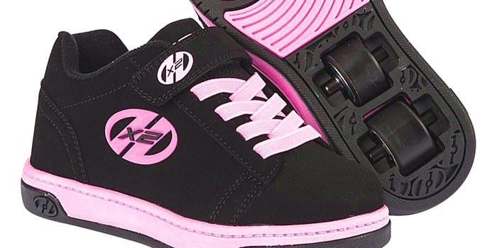 Для девочек Heelys 770231 Dual Up X2