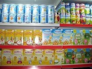 Как выбрать детскую смесь от 0 до 6 месяцев