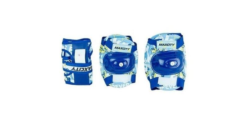 Защита для роликов MaxCity Teddy