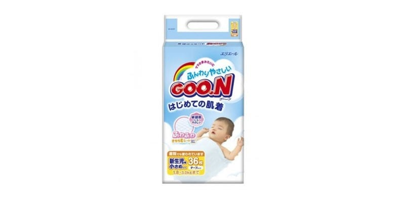 Памперсы Goon
