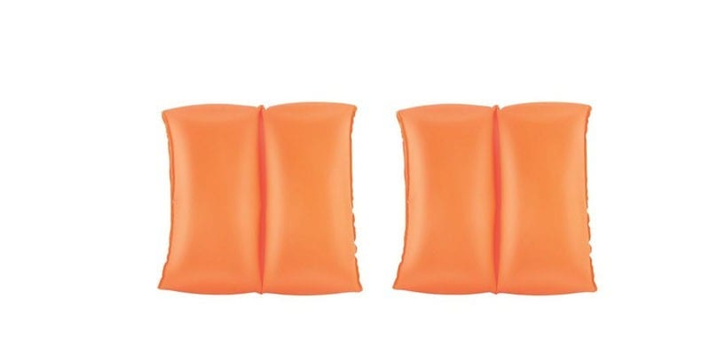 Надувные оранжевого цвета