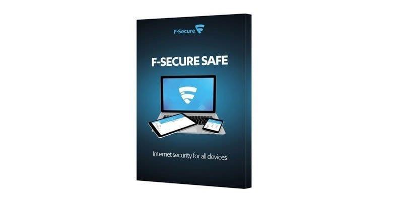 Утилита F-Secure SAFE
