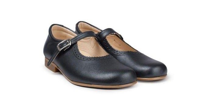 Туфли из натуральной кожи от Andanines