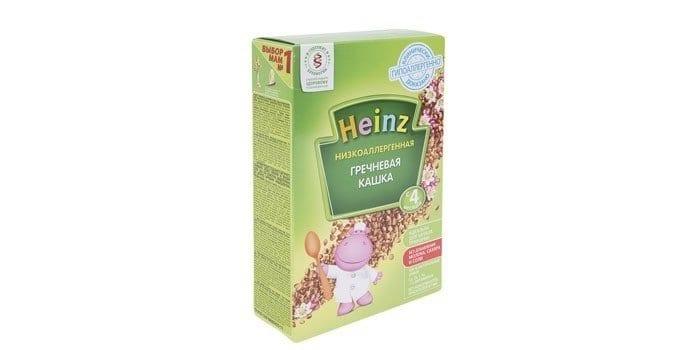 Гречневая Heinz