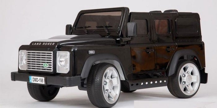 Внедорожник Barty Land Rover Defender с пультом управления