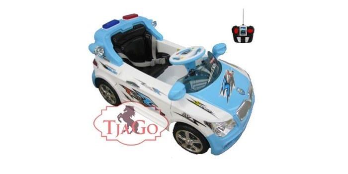 Электрокар BMW Police TjaGo