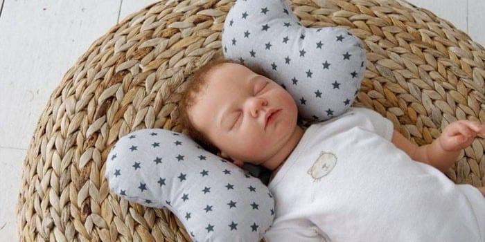 Кукла на ортопедической подушке