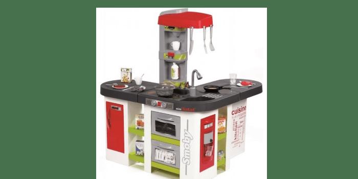 Игрушечная кухня со светом, звуком и водой Smoby Tefal Studio Cuisine XL