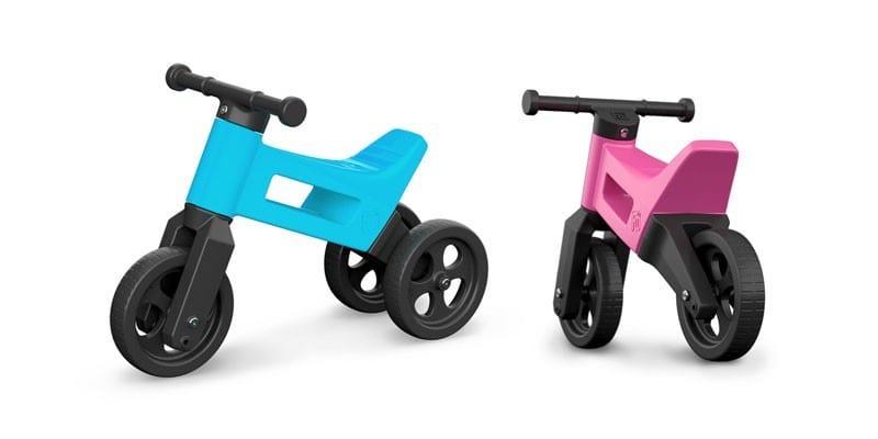 Funny Wheels Basic из пластика