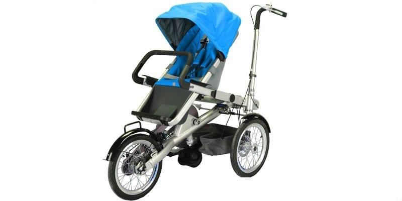 Коляска с велосипедом Taga AJ-MYC02