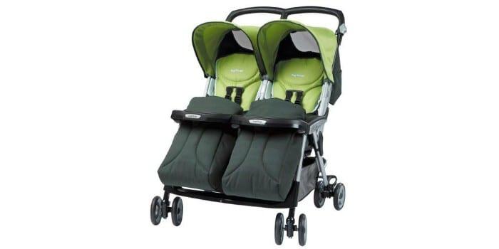 Прогулочная коляска для близнецов Peg-Perego Aria Twin