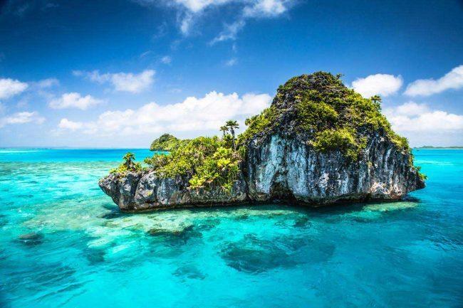 Остров Сонайсали, Фиджи