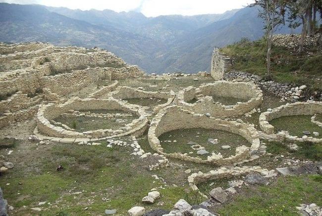 Чачапояс, Перу