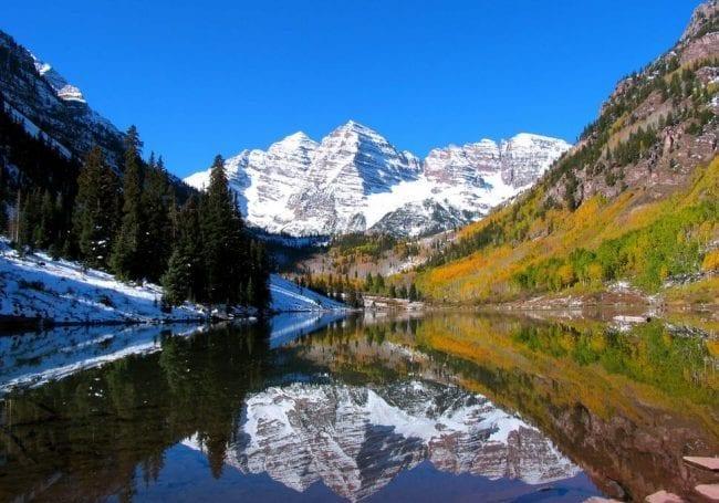 Аспен, Штат Колорадо