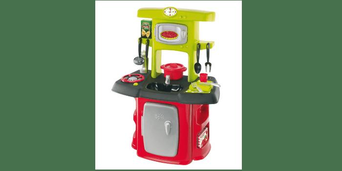 Детская игрушечная кухня из пластика Chef Loft от Ecoiffier