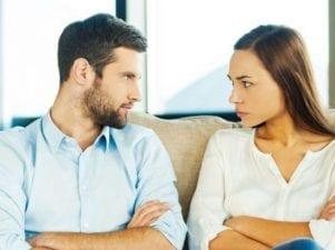 10 грубых ошибок общения в браке
