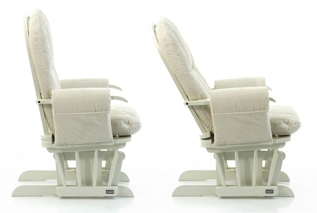 Кресло-качалка для кормления Tutti Bambini