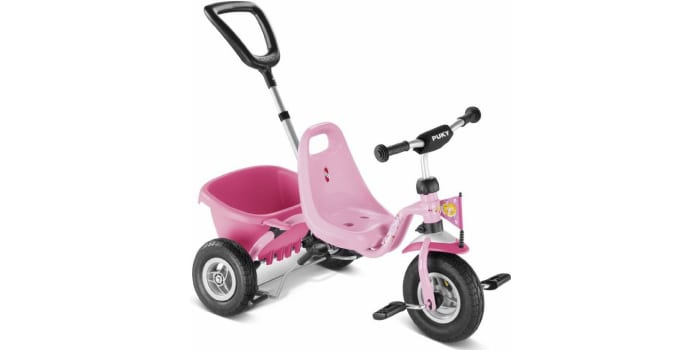 Велосипед для девочки Puky CAT 1L Lillifee Принцесса Лиллифи