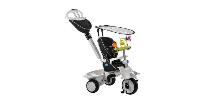 Детский велосипед Smart Trike Recliner с игрушками
