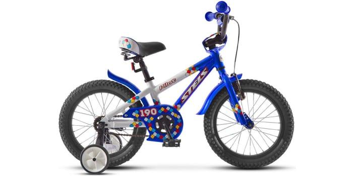 """Велосипед двухколесный STELS Pilot 190 16"""""""