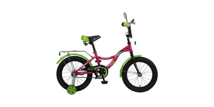 Велосипед NOVATRACK Багира 16