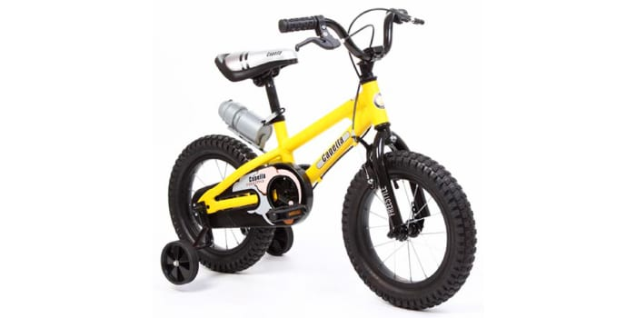 Велосипед Capella S-14