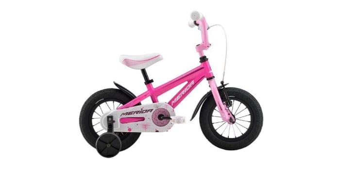 Велосипед для девочек Merida BELLA J12