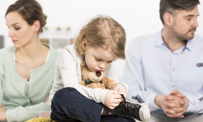 Родители и ребенок