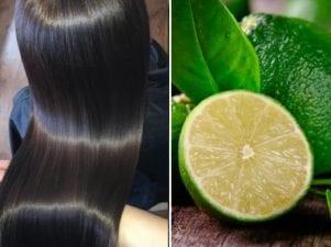 3 способа применения лайма для волос