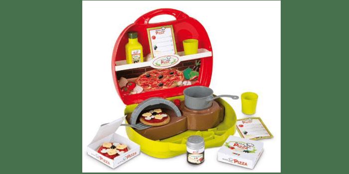 Портативная игрушечная мини-пиццерия Smoby Пицца 24467