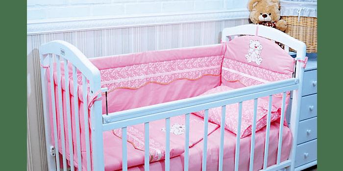 Комплект детского постельного белья для девочки GulSara