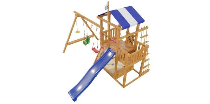 Детский спортивный комплекс Самсон Бретань