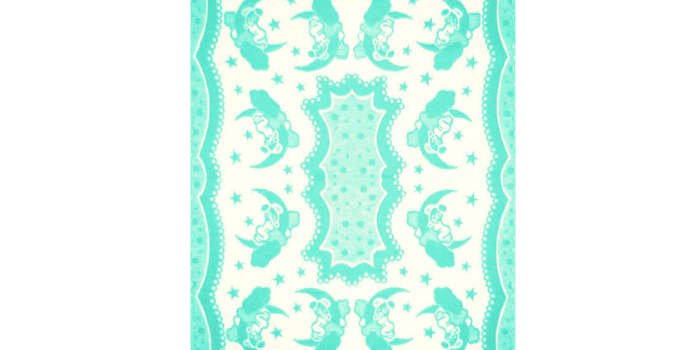 Летнее байковое одеяло Ермошка