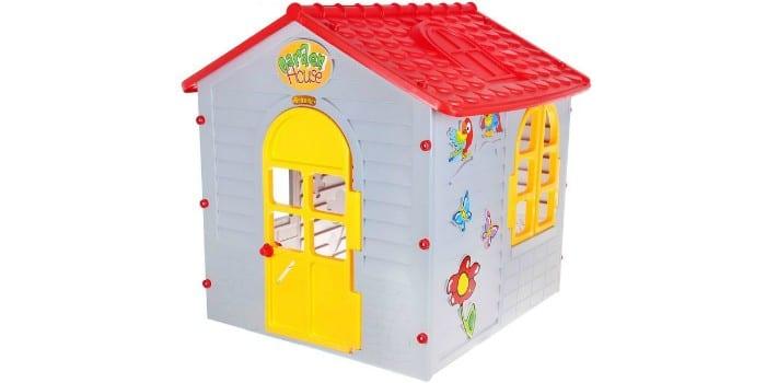 Домик для детских игр Mochtoys Маленький Серый