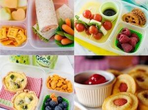 13 идей полезных перекусов для детей
