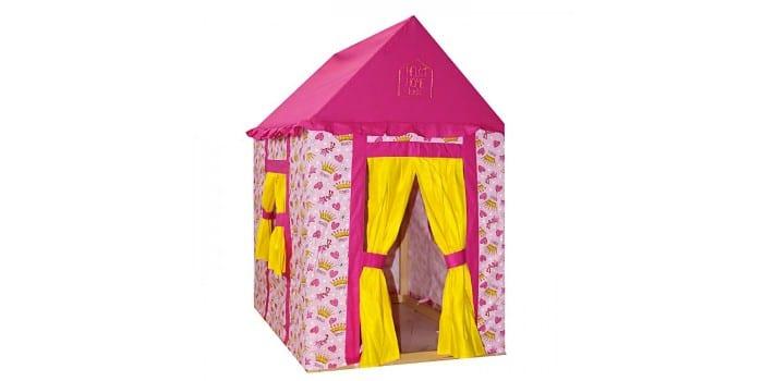 Игровой текстильный домик для девочки Маленькая принцесса ЛОДЖСПИЛ