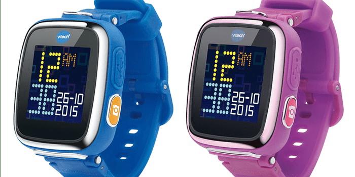 Смарт-часы VTECH Kidizoom Smartwatch DX