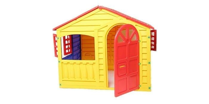 Пластиковый игрушечный домик для детей PalPlay (Marian Plast) Happy House 360