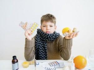 10 натуральных средств от кашля у ребенка