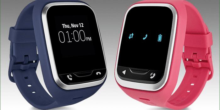 Детские смарт-часы LG GizmoPal 2