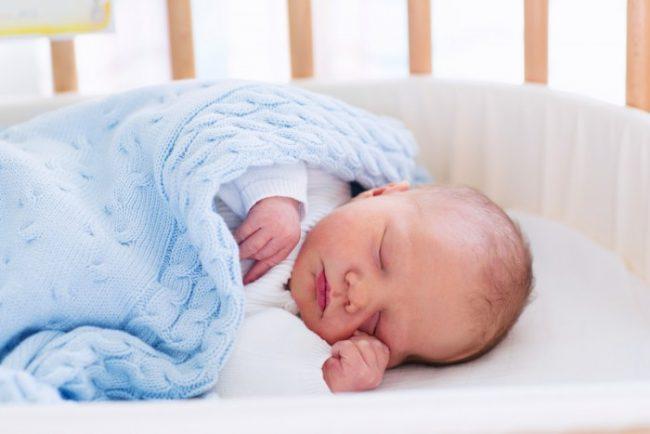 Судороги у новорожденного во сне