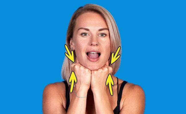 Укрепление мышц лица